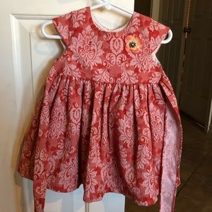 Pippa and Julie special occasion dress size 18m